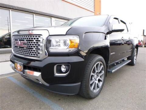 2018 GMC Canyon for sale at Torgerson Auto Center in Bismarck ND