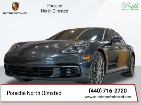 2018 Porsche Panamera for sale at Porsche North Olmsted in North Olmsted OH
