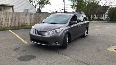 2013 Toyota Sienna for sale at Mass Auto Exchange in Framingham MA