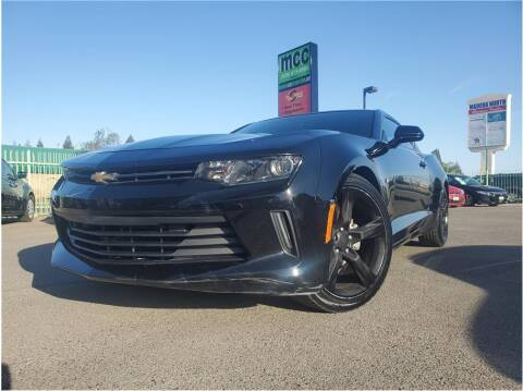2017 Chevrolet Camaro for sale at MADERA CAR CONNECTION in Madera CA