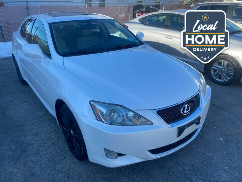 2008 Lexus IS 250 for sale at DARS AUTO LLC in Schenectady NY
