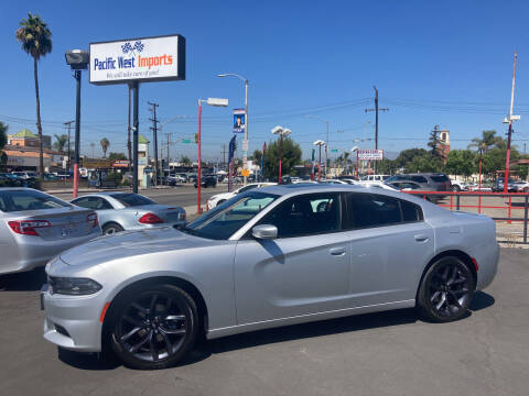 2021 Dodge Charger for sale at Pacific West Imports in Los Angeles CA