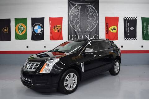 2015 Cadillac SRX for sale at Iconic Auto Exchange in Concord NC