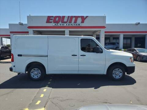 2014 Nissan NV Cargo for sale at EQUITY AUTO CENTER in Phoenix AZ