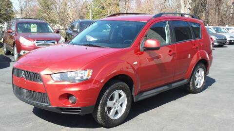 2010 Mitsubishi Outlander for sale at JBR Auto Sales in Albany NY