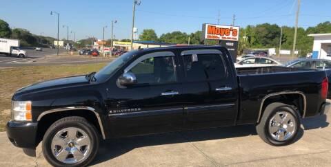 2009 Chevrolet Silverado 1500 for sale at Moye's Auto Sales Inc. in Leesburg FL