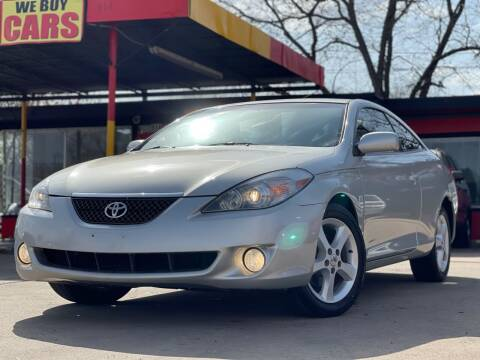 2006 Toyota Camry Solara for sale at Cash Car Outlet in Mckinney TX