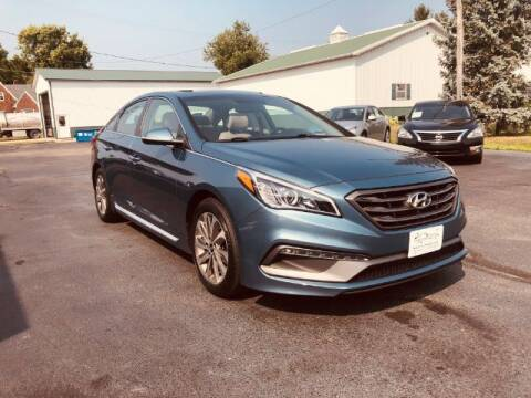 2016 Hyundai Sonata for sale at Tip Top Auto North in Tipp City OH