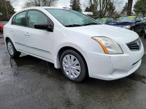 2011 Nissan Sentra for sale at Blue Line Auto Group in Portland OR