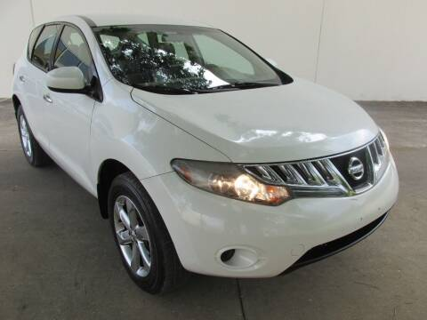 2009 Nissan Murano for sale at QUALITY MOTORCARS in Richmond TX