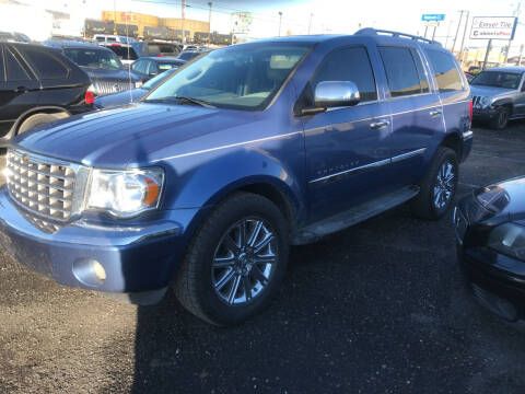 2007 Chrysler Aspen for sale at 2 Way Auto Sales in Spokane Valley WA