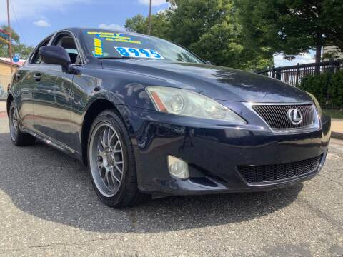 2007 Lexus IS 250 for sale at Active Auto Sales Inc in Philadelphia PA