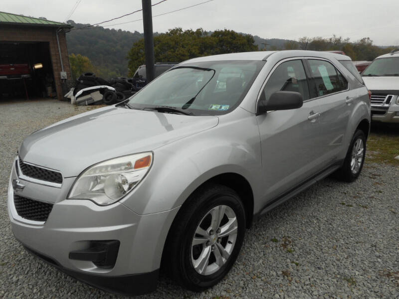 2015 Chevrolet Equinox for sale at Sleepy Hollow Motors in New Eagle PA