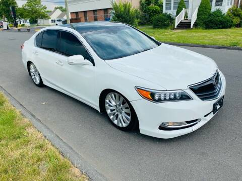 2014 Acura RLX for sale at Kensington Family Auto in Berlin CT