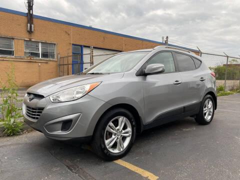 2012 Hyundai Tucson for sale at Abrams Automotive Inc in Cincinnati OH