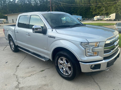 2016 Ford F-150 for sale at Elite Motor Brokers in Austell GA