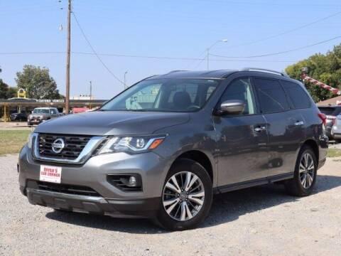 2018 Nissan Pathfinder for sale at Bryans Car Corner in Chickasha OK