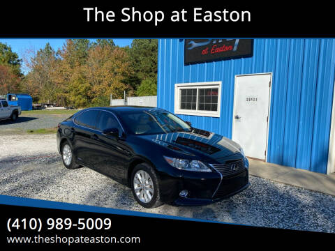 2014 Lexus ES 300h for sale at The Shop at Easton in Easton MD