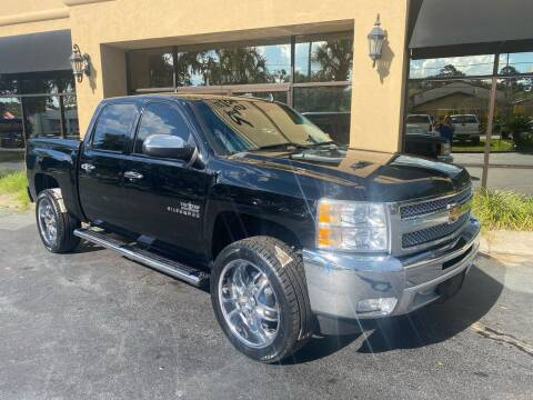 2012 Chevrolet Silverado 1500 for sale at Premier Motorcars Inc in Tallahassee FL