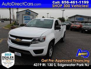 2018 Chevrolet Colorado for sale at Auto Direct Trucks.com in Edgewater Park NJ