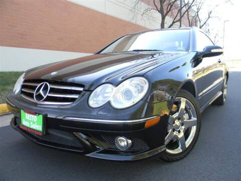 2006 Mercedes-Benz CLK for sale at Dasto Auto Sales in Manassas VA
