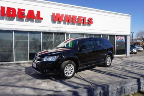 2017 Dodge Journey for sale at Ideal Wheels in Sioux City IA
