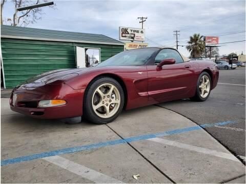 2003 Chevrolet Corvette for sale at ASB Auto Wholesale in Sacramento CA