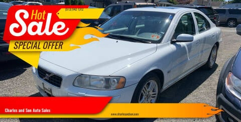2006 Volvo S60 for sale at Charles and Son Auto Sales in Totowa NJ