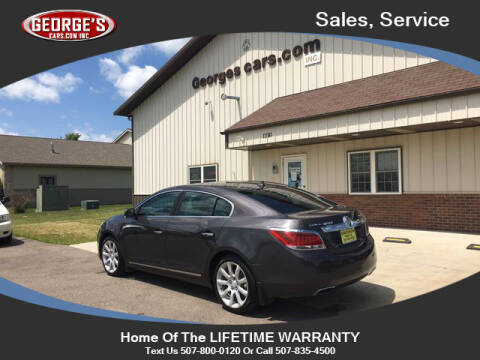 2013 Buick LaCrosse for sale at GEORGE'S CARS.COM INC in Waseca MN