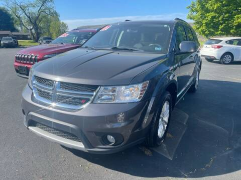 2017 Dodge Journey for sale at Chilson-Wilcox Inc Lawrenceville in Lawrenceville PA