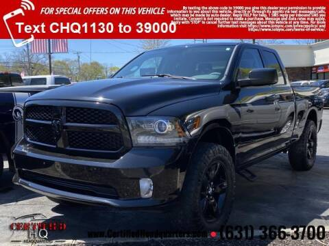 2014 RAM Ram Pickup 1500 for sale at CERTIFIED HEADQUARTERS in Saint James NY