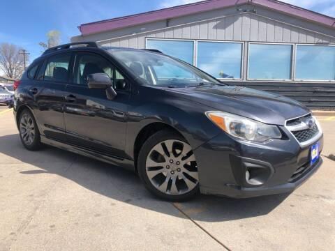 2014 Subaru Impreza for sale at Colorado Motorcars in Denver CO
