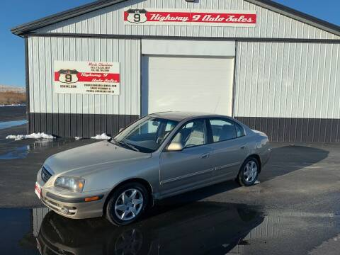 2005 Hyundai Elantra for sale at Highway 9 Auto Sales - Visit us at usnine.com in Ponca NE