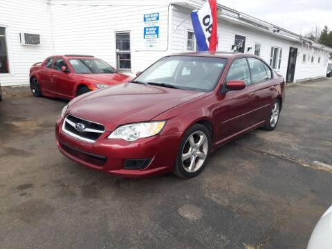 2009 Subaru Legacy for sale at Plaistow Auto Group in Plaistow NH