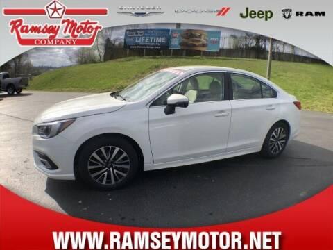 2018 Subaru Legacy for sale at RAMSEY MOTOR CO in Harrison AR