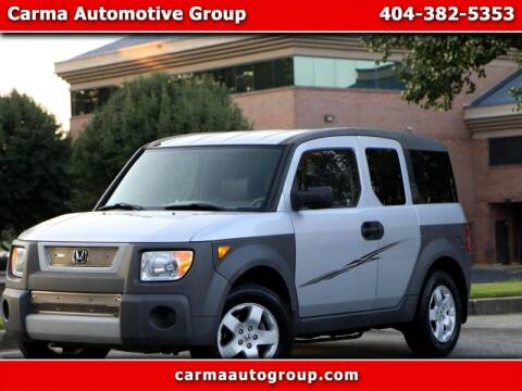 2004 Honda Element for sale at Carma Auto Group in Duluth GA