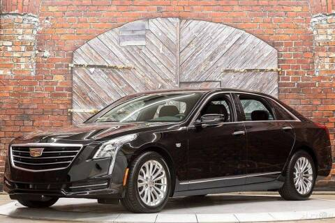 2016 Cadillac CT6 for sale at NJ Enterprises in Indianapolis IN