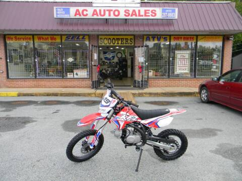 2020 APOLLO 4550 X-19 for sale at A C Auto Sales in Elkton MD