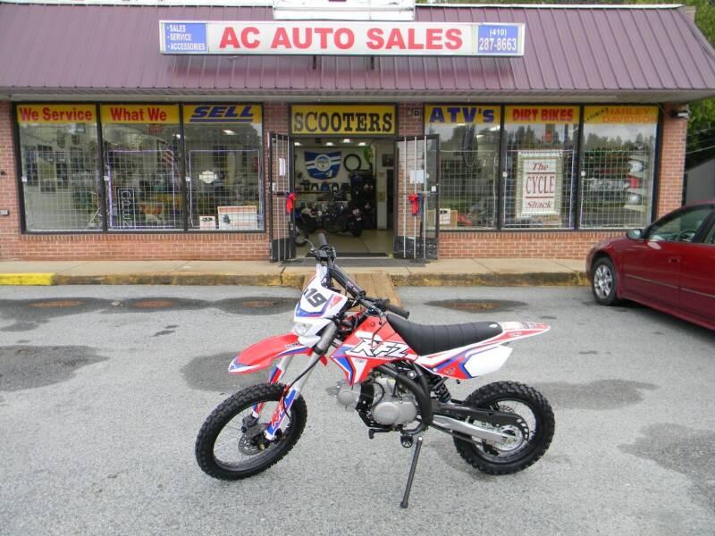 2020 APOLLO 4550 X-19 for sale at A C Auto Sales in Elkton MD
