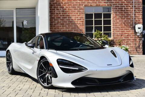 2018 McLaren 720S for sale at O'Gara Coach McLaren Beverly Hills in Beverly Hills CA