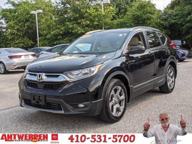 2018 Honda CR-V for sale in Clarksville, MD