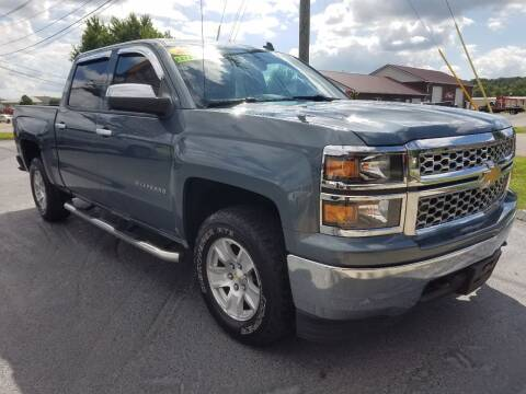 2014 Chevrolet Silverado 1500 for sale at Moores Auto Sales in Greeneville TN