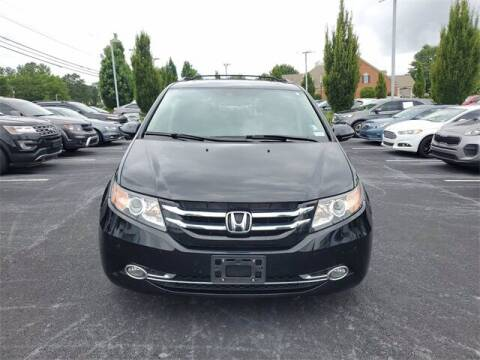 2015 Honda Odyssey for sale at Southern Auto Solutions - Lou Sobh Honda in Marietta GA