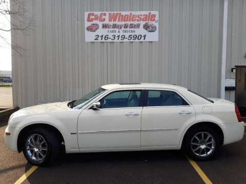 2010 Chrysler 300 for sale at C & C Wholesale in Cleveland OH