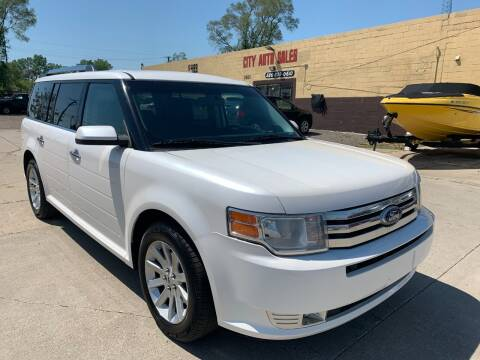 2010 Ford Flex for sale at City Auto Sales in Roseville MI