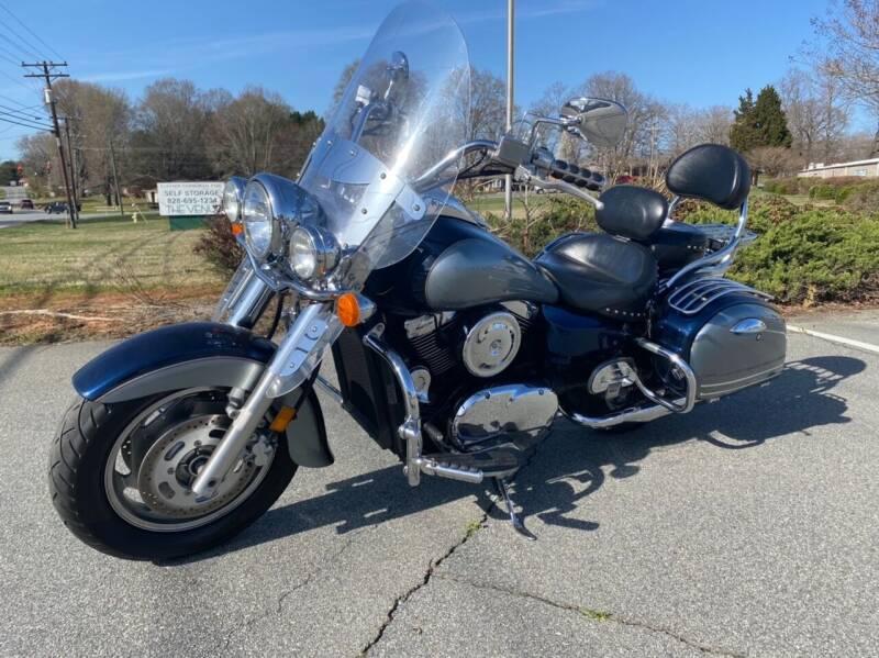 2008 Kawasaki VN1600 for sale at Michael's Cycles & More LLC in Conover NC