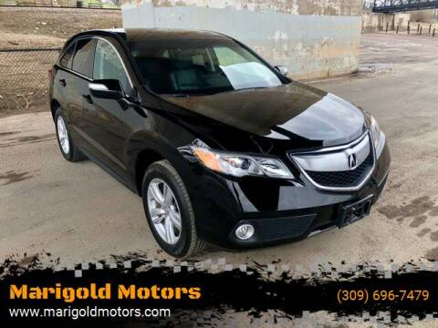 2015 Acura RDX for sale at Marigold Motors, LLC in Pekin IL