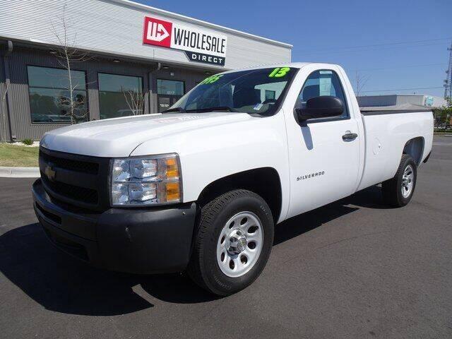 2013 Chevrolet Silverado 1500 for sale at Wholesale Direct in Wilmington NC