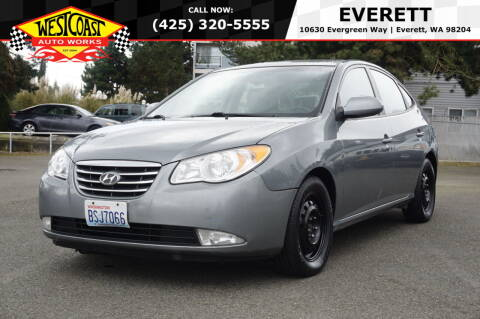 2010 Hyundai Elantra for sale at West Coast Auto Works in Edmonds WA