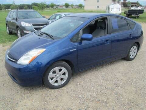 2008 Toyota Prius for sale at SWENSON MOTORS in Gaylord MN